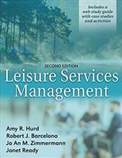 Leisure Services Management. Text with Access Code