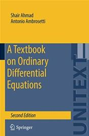 Textbook on Ordinary Differential Equations