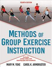 Methods of Group Exercise Instruction. Text with Access Code