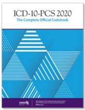 ICD-10-PCS 2020: The Complete Official Codebook Image