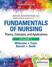 Fundamentals of Nursing: Theory, Concepts and Applications. Text with Access Code Cover Image