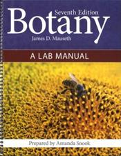 Botany: A Lab Manual