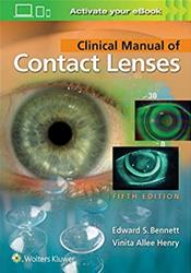 Clinical Manual of Contact Lenses. Text with Access Code