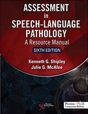 Assessment in Speech-Language Pathology: A Resource Manual. Text with Access Code