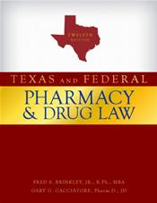 Texas and Federal Pharmacy and Drug Law