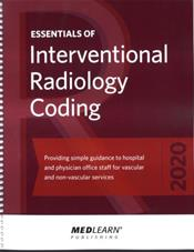 Interventional Radiology Coder 2020: An Easy-to-Use Tool for Coding and Reimbursement Compliance
