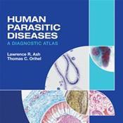 Human Parasitic Diseases: A Diagnostic Atlas Cover Image