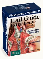 Trail Guide to the Body Flashcards: Muscles of the Human Body