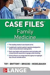 Case Files: Family Medicine Cover Image