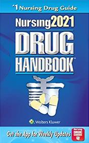 Nursing Drug Handbook 2021