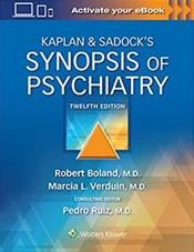 Kaplan and Sadocks Synopsis of Psychiatry. Text with Access Code Cover Image
