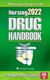 Nursing Drug Handbook 2022