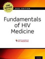 Fundamentals of HIV Medicine 2021 (CME Edition) Cover Image