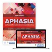 Aphasia and Related Neurogenic Communication Disorders with Navigate Advantage Cover Image