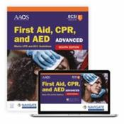 Advanced First Aid, CPR, and AED Cover Image