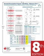 Neonatal Resuscitation Program (NRP) Wall Chart. 22 X 34 Cover Image