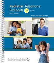 Pediatric Telephone Protocols: Office Version Cover Image