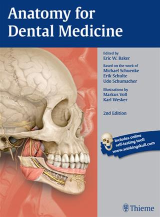 Search results anatomy for dental medicine text with access code baker eric w ma book with ancillary softcover internet access code thieme medical publishers fandeluxe Gallery