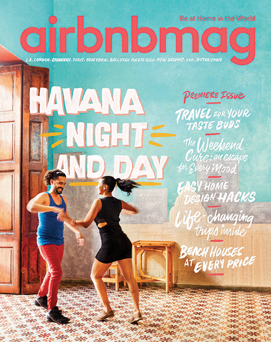 Airbnb, Hearst Team To Produce Travel Magazine 05/05/2017