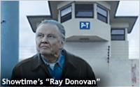 Showtime's 'Ray Donovan' Takes Over NYT App