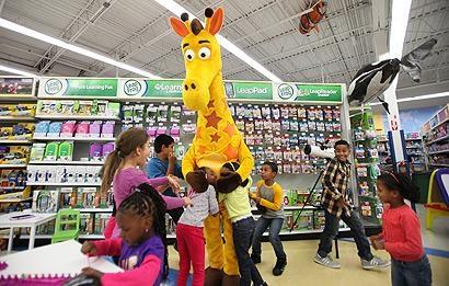 Toys R Us Unrolls #WishinAccomplished For Holiday 10/23/2013