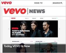 Vevo Relaunches Web, Mobile Presence 11/04/2013