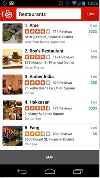 Yelp Reviews, Biz Orders Via App Gain Traction 11/04/2013