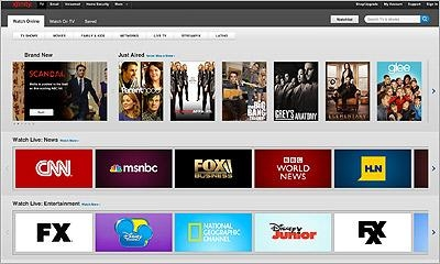 Comcast to stream movies via cable boxes xfinity site 11 18 2013 - Despicable me xfinity ...