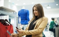 mobile shopping in-store