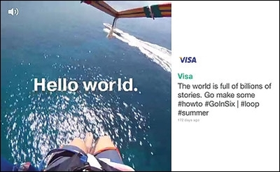 Visa #GoInSix