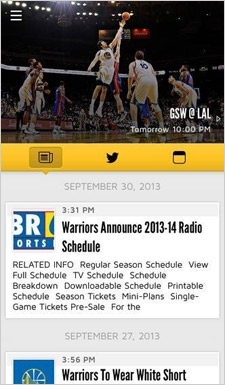 image regarding Warriors Printable Schedule named Hey Cheapskate Athletics Admirer! Obtain A Correct Seat, Why Dontcha? 03