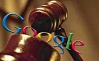 Google gavel