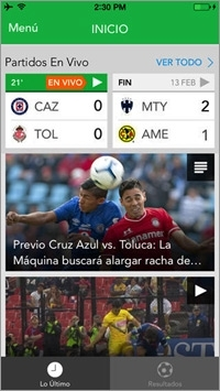 Univision Deportes Bows World Cup Soccer App 04/14/2014