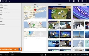 Appy Awards Weather, AccuWeather for Android 05/09/2014