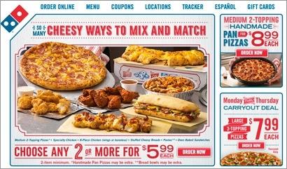 Domino S Branding More Than Pizza 07 21 2014