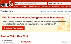 Business Owners Can't Revive 'Payola' Lawsuit Against Yelp