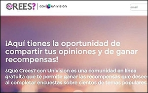 Que Crees by Univision