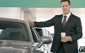 National Car Rental Commercial Spokesman