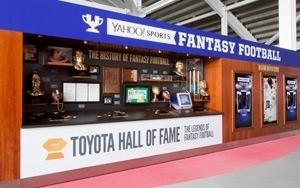 Toyota Plays Fantasy Football With Yahoo 12/16/2014
