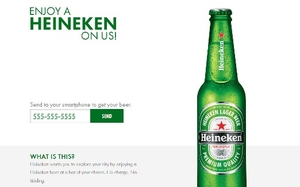 Heineken coupons 2019