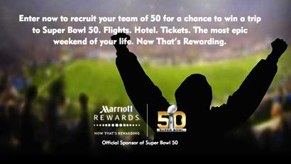 Is It Too Early To Talk Super Bowl? Marriott Thinks Not 09/16/2015