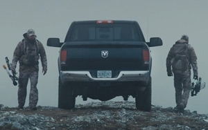 Ram Truck Hunts Down Hunger In New Outdoors Campaign  11/09/2015
