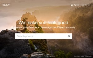 500px Launches Verified Accounts For Brands 04/01/2016