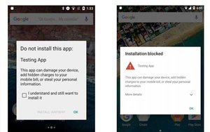 Google Scans Billions Of Android Apps, Too Many In High-Risk