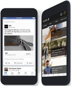 Facebook Updates Mobile Ad Products