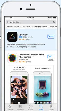 Apple Introduces Search Ads In U S  App Store 06/09/2016
