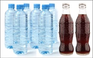 Soda Consumption Being Surpassed By Bottled Water 06/10/2016