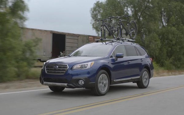 Subaru Showcases Outback