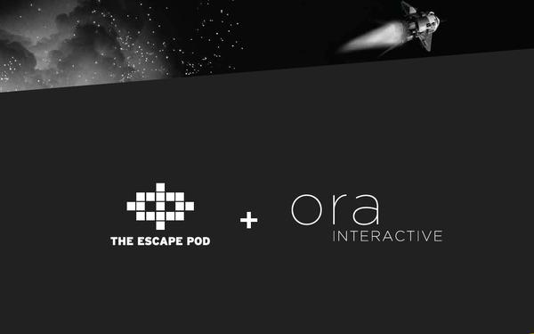 The Escape Pod Acquires Stake In ORA Interactive 08/09/2016