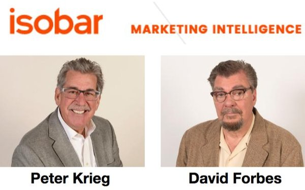 Dentsu Aegis Consolidates Research Ops Under New Isobar Practice, Signals Growing Importance Of Consumer Insights 08/11/2016
